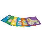 Playmais MOSAIC Card Set Little Traffic, 6 pieces