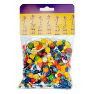 DETOA Wooden Bead Set Color, 100g