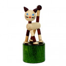 DETOA Push Up Toy Mini Cat