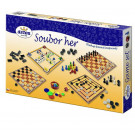DETOA Wooden Game Set