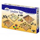 DETOA Wooden Game Set