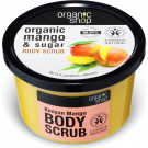Organic Shop Kenyan Mango Body Scrub, 250ml