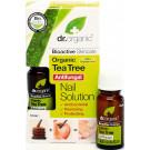 Dr. Organic Organic Tea Tree Nail Solution, 10 ml