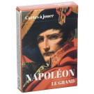 Piatnik Playing Cards Napoleon Single Deck