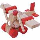 MIK Wooden Aeroplane AERO