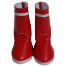 Petitcollin Boots, 39/40 red