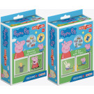 GEOMAG Magicube Magnetic cubes Peppa Pig, 4 cubes