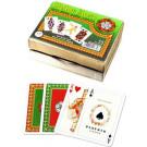 Piatnik Playing Cards Tudor Rose Double Deck