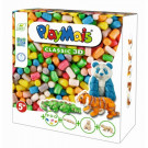 Playmais CLASSIC 3D Wild Animals, 900 pieces