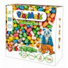 Playmais CLASSIC 3D Wild Animals, 900 pieces