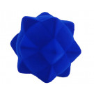 RUBBABU Tactile Balls Blue Torpedo, 1 piece