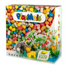 Playmais WORLD Safari Arts&Crafts Modeling Playset, 1000 pieces