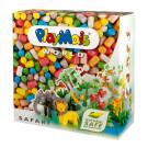 Playmais WORLD Safari Arts&Crafts Modeling Playset, 1000 pieces