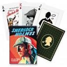 Piatnik Playing Cards Sherlock Holmes Single Deck