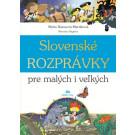 Mária Rázusová-Martáková: Slovenské rozprávky pre malých i veľkých