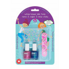 SuncoatGirl Natural Nail Salon Kit Little Mermaid, 2x8ml
