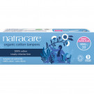 Natracare Organic Cotton Tampons without Applicator Super Plus, 20 Pieces