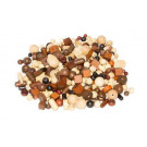 DETOA Wooden Bead Set Natural, 100g