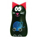 DETOA Wooden Magnet Cat