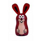 DETOA Wooden Magnet fairy-tale Rabbit
