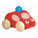 DETOA Wooden whistling car FIREMAN