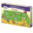 DETOA Wooden Magnetic Puzzle Dino
