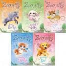 Lily Small: Zvieratká z Kúzelného lesa 8-12