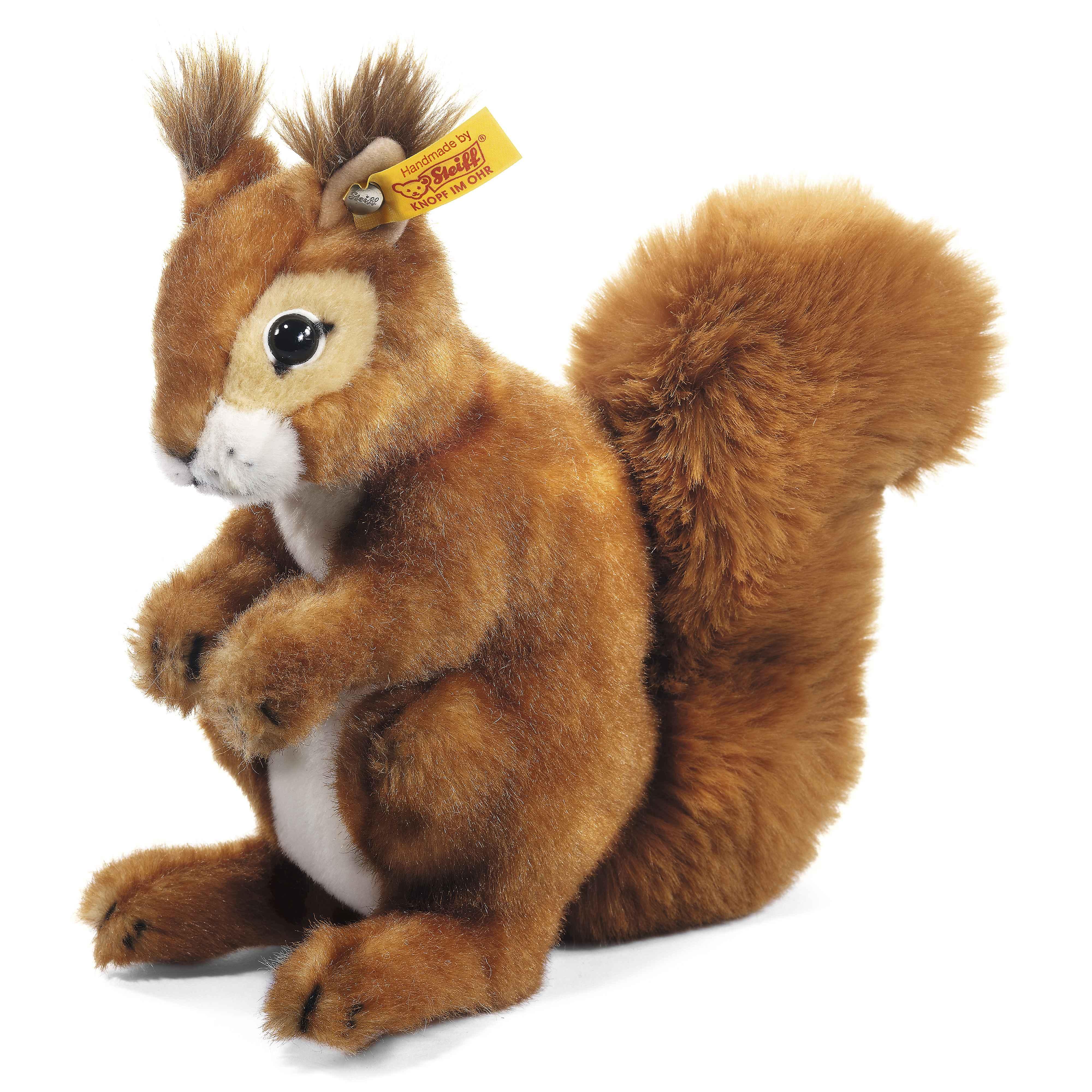 Niki plysova vevericka