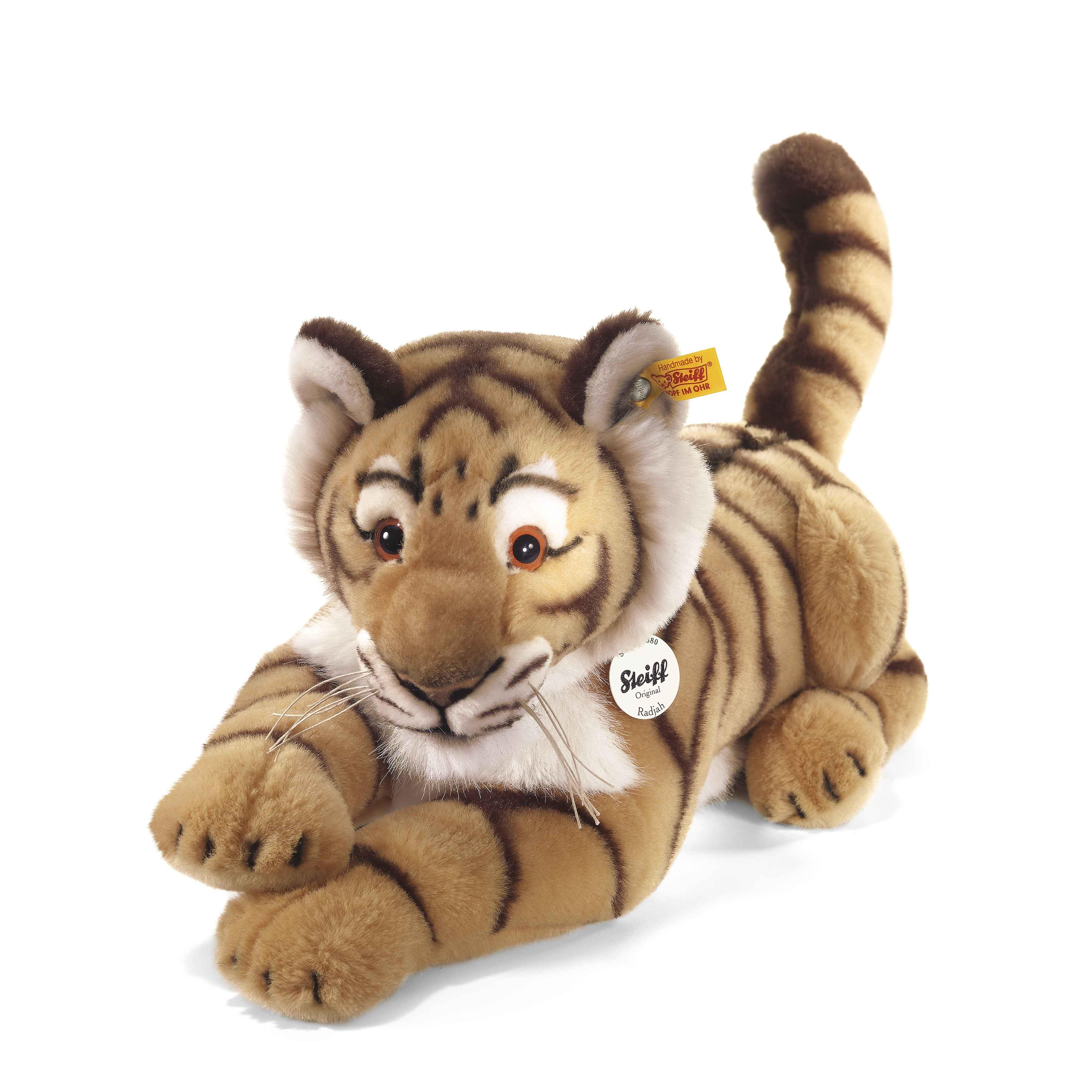 Steiff Radjah tiger