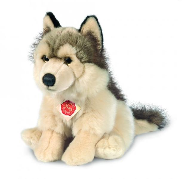 Teddy Hermann Plysovy vlk 29cm